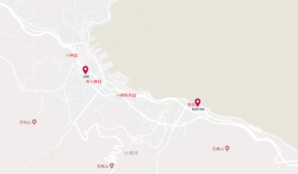 ホテルロケージョン地図